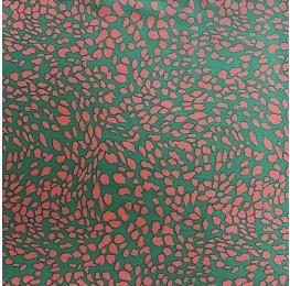 Smudgey Spot Green Pink