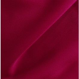 Superior Georgette Airflow Raspberry