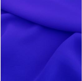 Superior Georgette Cobalt Blue