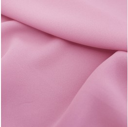 Superior Georgette Dusty Pink