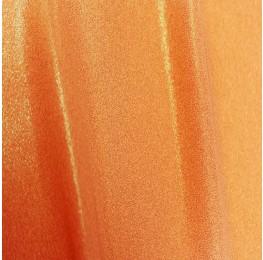 Superior Georgette Foil Orange Green