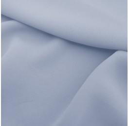 Superior Georgette Heather Blue