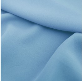 Superior Georgette Powder Blue