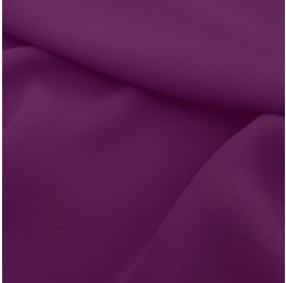 Superior Georgette Purple Rain