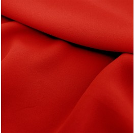 Superior Georgette Red