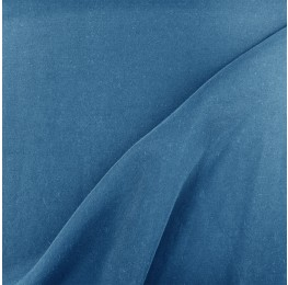Tencel Twill Sand Washed Blue