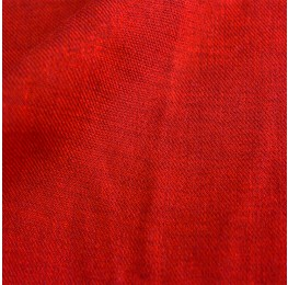 Viscose Melange Red