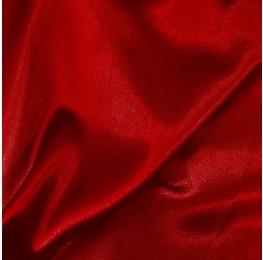 Washer Satin Back Crepe Red 2
