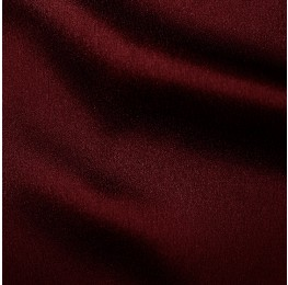 Zara Satin Back Crepe Burgundy