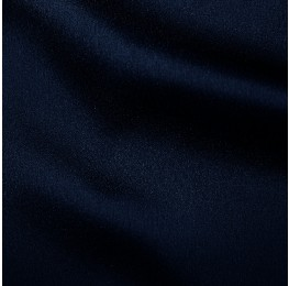 Zara Satin Back Crepe Navy