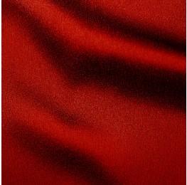 Zara Satin Back Crepe Red