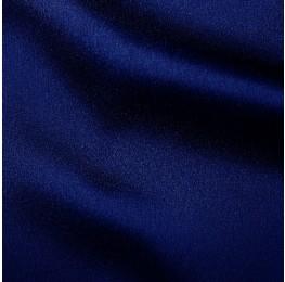 Zara Satin Back Crepe Royal Blue
