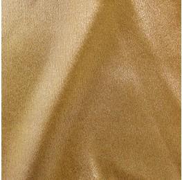 Zara Satin Back Crepe Foil Satin Side Champagne Gold