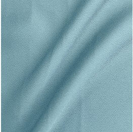 Apollo Satin Back Crepe Baby Blue