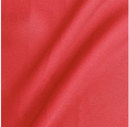 Apollo Satin Back Crepe Cranberry