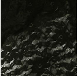 Blossom Lace Black