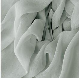 Chiffon Twill Silver