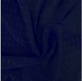 Dotted Jacquard Navy
