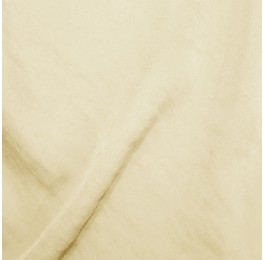 Hammered Satin Cream