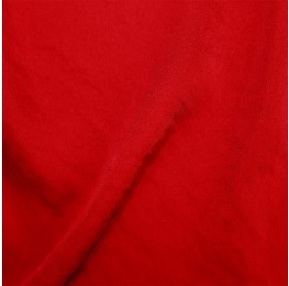 Hammered Satin Red