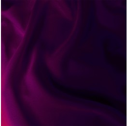 Satin Chiffon Purple
