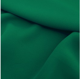 Superior Georgette Dynasty Green