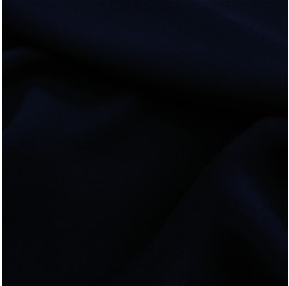 Superior Georgette GNK Navy
