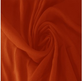 Viscose Crepe Terracotta