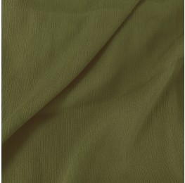 Viscose Crinkle Light Khaki