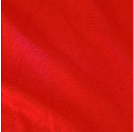 Viscose Elastane Fiery Red