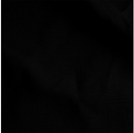 Viscose Voile Black