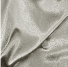 Washer Satin Back Crepe Silver