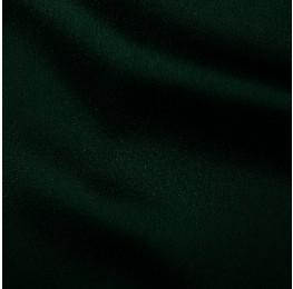 Zara Satin Back Crepe Bottle Green