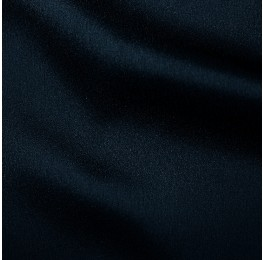 Zara Satin Back Crepe Dark Navy